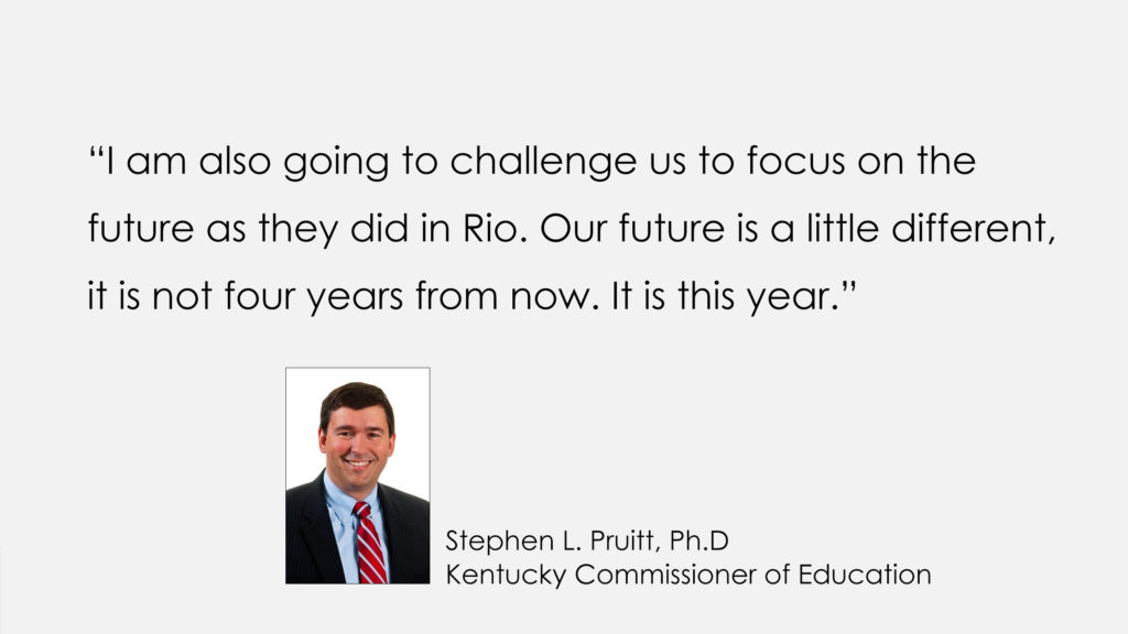 pruitt quote ky education