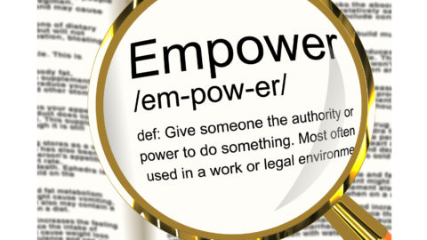 Schools are empowered.